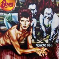 David Bowie - Diamond Dogs, UK