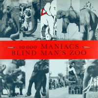 10,000 Maniacs - Blind Man's Zoo, US
