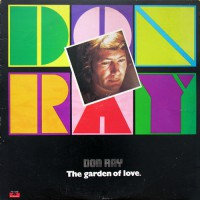Don Ray - The Garden Of Love, US