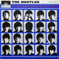 Beatles, The - A Hard Day's Night, JAP