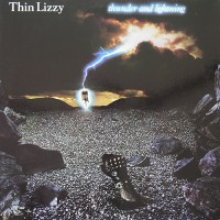Thin Lizzy - Thunder & Lighting, UK