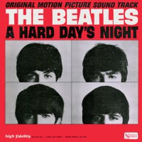Beatles, The - A Hard Day's Night, US (Or, MONO)