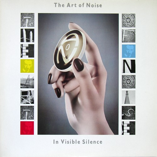 Art Of Noise, The - In Visible Silence, EU