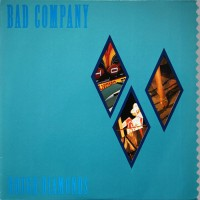 Bad Company - Rough Diamonds, UK
