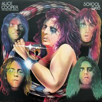 Alice Cooper – School Days / The Early Recordings, FRA