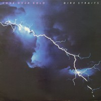 Dire Straits - Love Over Gold, UK