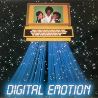 Digital Emotion - Digital Emotion, ITA