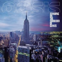 Oasis - Standing On The Shoulder Of Giants (foc+2ins)
