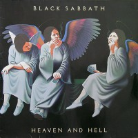 Black Sabbath - Heaven And Hell, NL (Or)