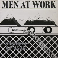 Men At Work - Business As Usual, NL