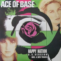 Ace Of Base - Happy Nation (U.S. Version), KOR