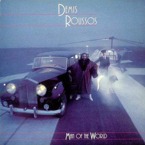 Roussos, Demis - Man Of The World, NL