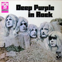 Deep Purple - In Rock, D (1st)