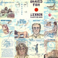 Lennon, John & Plastic Ono Band - Shaved Fish, UK