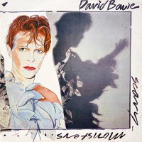 David Bowie - Scary Monsters, UK
