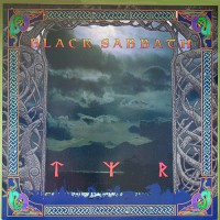 Black Sabbath - Tyr, EU (Club Ed.)