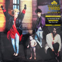 Thompson Twins - Here's To Future Days, US
