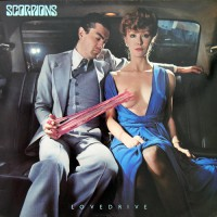 Scorpions - Loverdrive, D (Or)