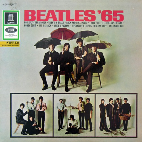 Beatles, The - Beatles '65, FRA
