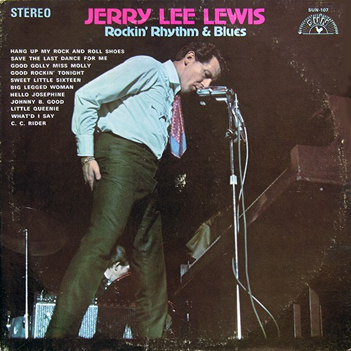 Lewis, Jerry Lee - Rockin' Rhythm & Blues, US