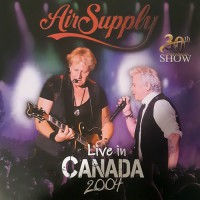 Air Supply - Live In Canada 2004, ARG
