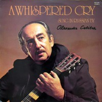 Galitch, Alexander - A Whispered Cry, NOR