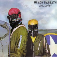 Black Sabbath - Never Say Die, UK (Or)