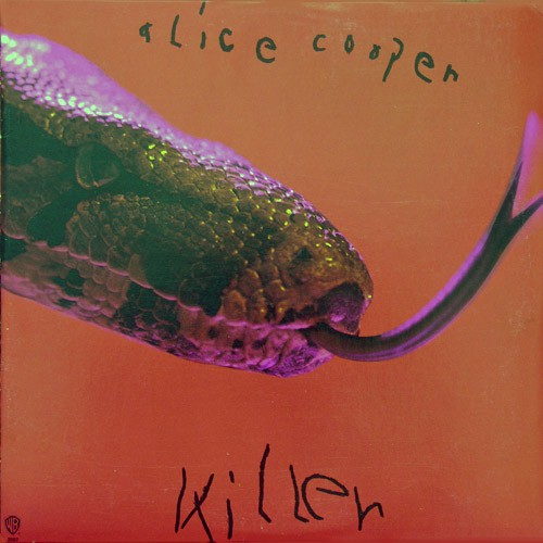 Alice Cooper - Killer, US (Re)