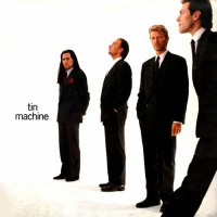 David Bowie / Tin Machine - Tin Machine, UK