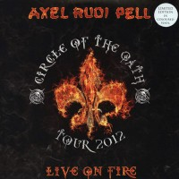 Axel Rudi Pell - Live On Fire, D