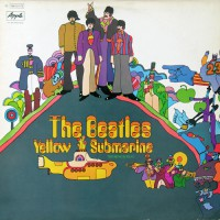 Beatles, The - Yellow Submarine, SWE (Re)