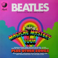 Beatles, The - Magical Mystery Tour, D (Re)