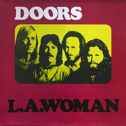 Doors, The - L.A. Woman, US (Re)