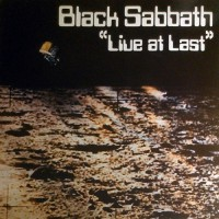 Black Sabbath - Live At Last, Uk