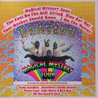 Beatles, The - Magical Mystery Tour, US (Or)