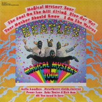 Beatles, The - Magical Mystery Tour, D (Club)