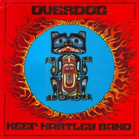 Keef Hartley Band, The - Overdog, UK