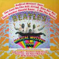 Beatles, The - Magical Mystery Tour, UK (Yellow)