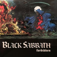 Black Sabbath - Forbidden, BRA (Or)