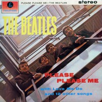 Beatles, The - Please Please Me, UK (Or, STEREO)