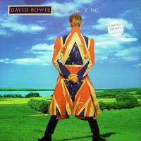 David Bowie - Earthling, EU (Ltd. Ed.)