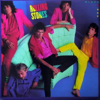 Rolling Stones, The - Dirty Work, JAP