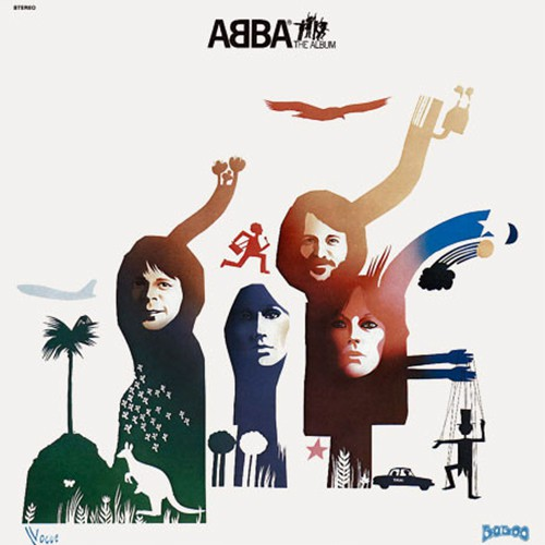 ABBA - The Album, FRA