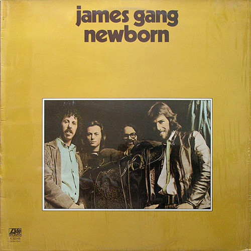 James Gang - Newborn, UK