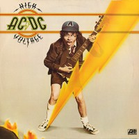 AC/DC - High Voltage, D