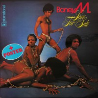 Boney M - Love For Sale, BELG