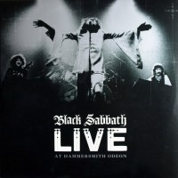 Black Sabbath - Live At Hammersmith Odeon, US