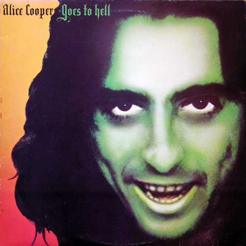 Alice Cooper - Goes To Hell, JAP