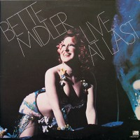 Midler, Bette - Live At Last, NL