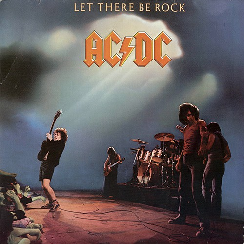 AC/DC - Let There Be Rock, D